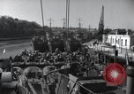Image of US Large Landing Craft Infantry docked in Weymouth, England  Weymouth England, 1944, second 10 stock footage video 65675046305