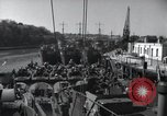 Image of US Large Landing Craft Infantry docked in Weymouth, England  Weymouth England, 1944, second 11 stock footage video 65675046305