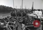 Image of US Large Landing Craft Infantry docked in Weymouth, England  Weymouth England, 1944, second 12 stock footage video 65675046305