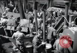 Image of US 1st Infantry troops aboard ships docked in England before D-Day Weymouth England, 1944, second 11 stock footage video 65675046308