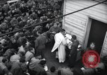Image of Military Chaplain (Catholic) conducts mass during World War 2 Weymouth England, 1944, second 5 stock footage video 65675046311