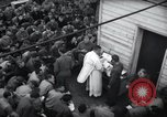 Image of Military Chaplain (Catholic) conducts mass during World War 2 Weymouth England, 1944, second 6 stock footage video 65675046311
