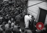 Image of Military Chaplain (Catholic) conducts mass during World War 2 Weymouth England, 1944, second 7 stock footage video 65675046311