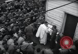 Image of Military Chaplain (Catholic) conducts mass during World War 2 Weymouth England, 1944, second 13 stock footage video 65675046311
