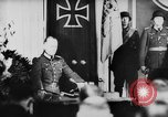 Image of General Rommel's funeral Germany, 1944, second 10 stock footage video 65675046319