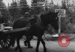 Image of German retreat Kemijarvi Finland, 1944, second 10 stock footage video 65675046320