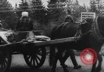 Image of German retreat Kemijarvi Finland, 1944, second 11 stock footage video 65675046320