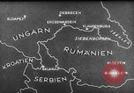 Image of German retreat Romania, 1944, second 1 stock footage video 65675046321