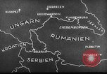 Image of German retreat Romania, 1944, second 6 stock footage video 65675046321