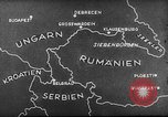 Image of German retreat Romania, 1944, second 7 stock footage video 65675046321