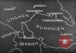 Image of German retreat Romania, 1944, second 8 stock footage video 65675046321