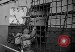 Image of USS Samuel Chase and Normandy invasion on D-Day France, 1944, second 8 stock footage video 65675046331