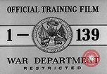 Image of K-12 camera United States USA, 1940, second 4 stock footage video 65675046338