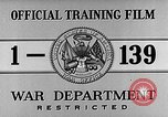 Image of K-12 camera United States USA, 1940, second 5 stock footage video 65675046338