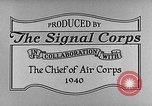 Image of K-12 camera United States USA, 1940, second 8 stock footage video 65675046338