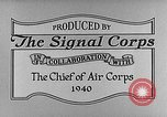 Image of K-12 camera United States USA, 1940, second 10 stock footage video 65675046338