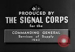 Image of chemical warfare United States USA, 1942, second 11 stock footage video 65675046340