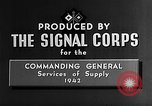 Image of chemical warfare United States USA, 1942, second 12 stock footage video 65675046340