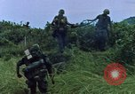 Image of American Marine ground and air operations in Vietnam Vietnam, 1967, second 8 stock footage video 65675046342