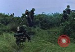 Image of American Marine ground and air operations in Vietnam Vietnam, 1967, second 10 stock footage video 65675046342
