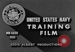 Image of Navy Port Terminal United States USA, 1951, second 3 stock footage video 65675046354