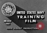 Image of Navy Port Terminal United States USA, 1951, second 4 stock footage video 65675046354