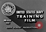 Image of Navy Port Terminal United States USA, 1951, second 5 stock footage video 65675046354