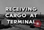 Image of Navy Port Terminal California United States USA, 1951, second 5 stock footage video 65675046356
