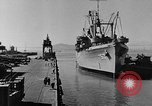 Image of navy port terminal California United States USA, 1951, second 7 stock footage video 65675046358