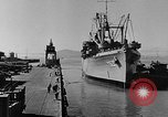 Image of navy port terminal California United States USA, 1951, second 12 stock footage video 65675046358