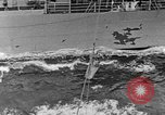 Image of replenishing at sea United States USA, 1948, second 3 stock footage video 65675046361