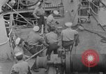 Image of replenishing at sea United States USA, 1948, second 6 stock footage video 65675046361