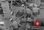 Image of replenishing at sea United States USA, 1948, second 7 stock footage video 65675046361