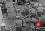 Image of replenishing at sea United States USA, 1948, second 9 stock footage video 65675046361