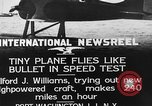 Image of Pursuit Airplanes Port Washington Long Island New York USA, 1933, second 10 stock footage video 65675046370