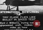 Image of Pursuit Airplanes Port Washington Long Island New York USA, 1933, second 11 stock footage video 65675046370