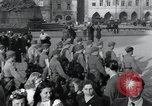 Image of Czech soldiers Prague Czechoslovakia, 1945, second 6 stock footage video 65675046378