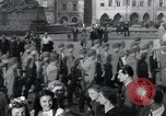Image of Czech soldiers Prague Czechoslovakia, 1945, second 8 stock footage video 65675046378