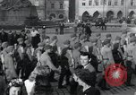Image of Czech soldiers Prague Czechoslovakia, 1945, second 10 stock footage video 65675046378