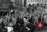 Image of Czech soldiers Prague Czechoslovakia, 1945, second 11 stock footage video 65675046378