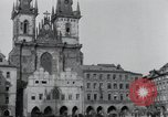 Image of Czech soldiers Prague Czechoslovakia, 1945, second 11 stock footage video 65675046379
