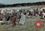Image of Nazi prisoners Czechoslovakia, 1945, second 8 stock footage video 65675046382