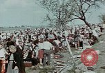 Image of German civilians Czechoslovakia, 1945, second 4 stock footage video 65675046383