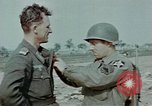 Image of surrendered Nazi soldiers Czechoslovakia, 1945, second 3 stock footage video 65675046384