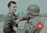 Image of surrendered Nazi soldiers Czechoslovakia, 1945, second 7 stock footage video 65675046384