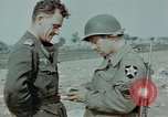 Image of surrendered Nazi soldiers Czechoslovakia, 1945, second 11 stock footage video 65675046384