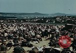 Image of Nazi soldiers Czechoslovakia, 1945, second 6 stock footage video 65675046385