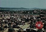 Image of German soldiers at end of World War 2 in Europe Czechoslovakia, 1945, second 9 stock footage video 65675046385