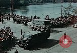 Image of Russian troops Prague Czechoslovakia, 1945, second 3 stock footage video 65675046387