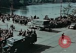 Image of Russian troops Prague Czechoslovakia, 1945, second 4 stock footage video 65675046387